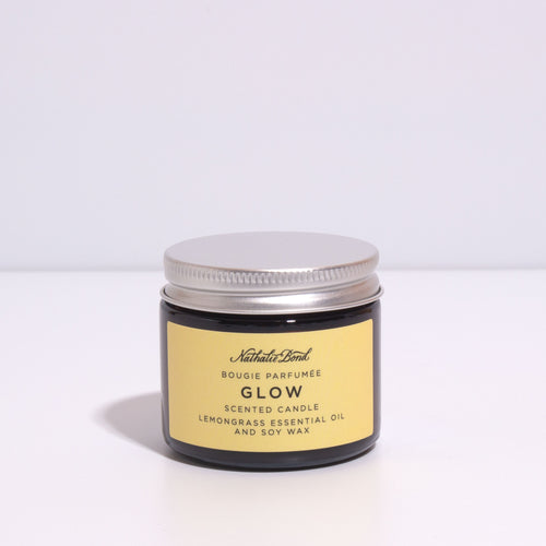 Glow Natural Soy Candle 60ml
