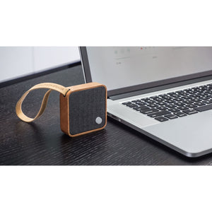 Cherrywood Mini Bluetooth Speaker
