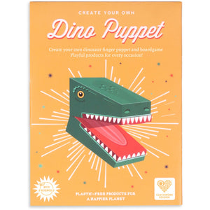Make Your Own Dino Puppet