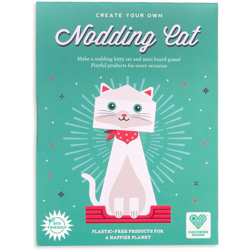 Make Your Own Nodding Cat