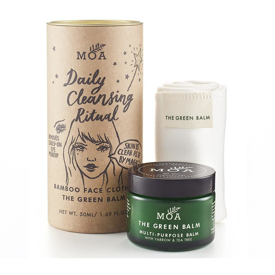 Green Balm Daily Cleansing Ritual