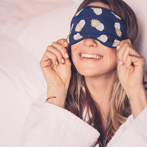 Pineapple Eye Mask