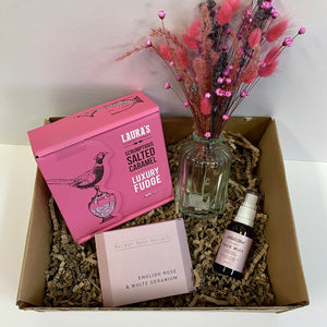 Mother's Day Pink Gift Box