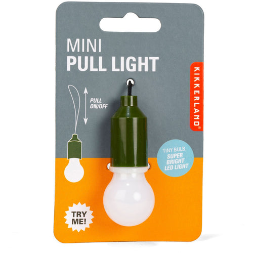 Mini Pull Light Green
