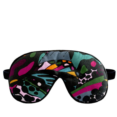 Abstract Eye Mask