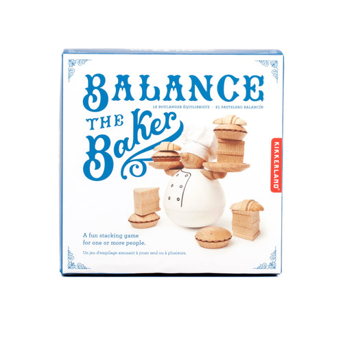 Balance The Baker Game