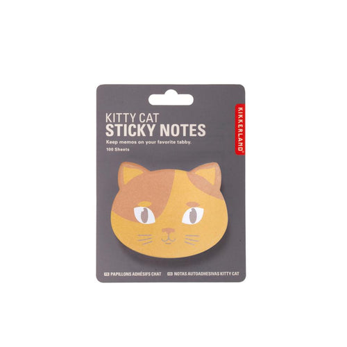 Cat Sticky Notes Tom Cat