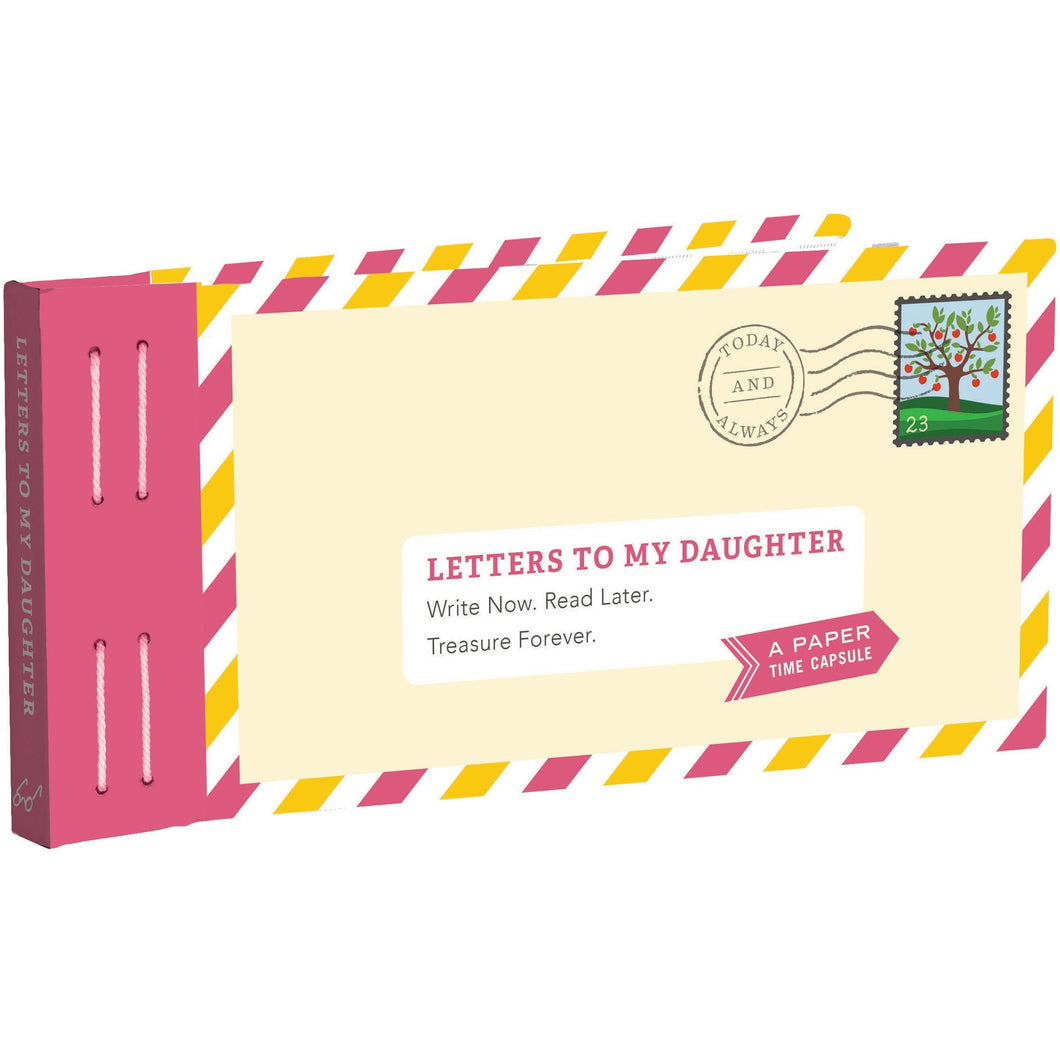 Letters To My Daughter Book