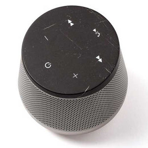 Miami Sound Speaker -  Black Marble Effect