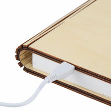 Load image into Gallery viewer, Mini Maple Smart Book Light