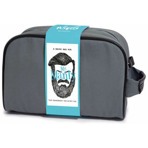 Mr Manly Wash Bag
