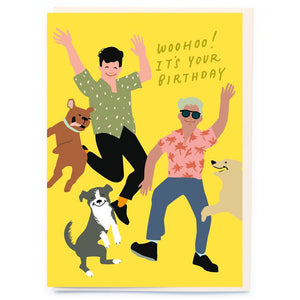 Woohoo Its Your Birthday Card