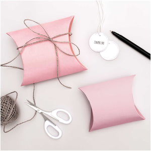 Pink Gift Pouches