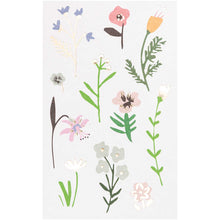 Load image into Gallery viewer, Wild Flower Stickers