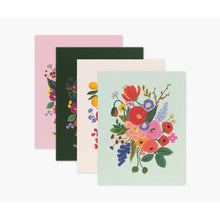 Load image into Gallery viewer, Garden Party Note Card Set