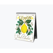 Load image into Gallery viewer, Lemon Desk Calendar 2021 Rifle