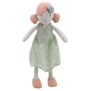 Linen Betsy Doll Soft Toy