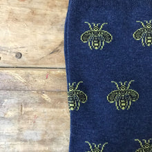 Load image into Gallery viewer, Men's Bee Socks