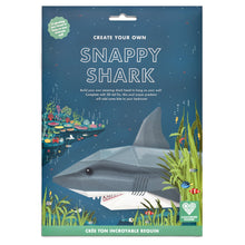 Load image into Gallery viewer, Create Your Own Snappy Shark