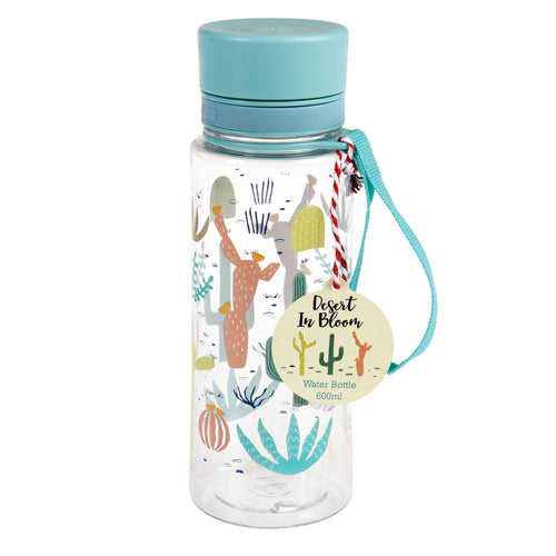 Succulent Water Bottle