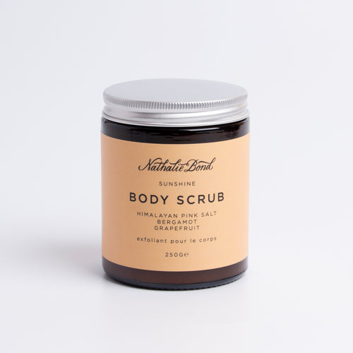 Body Scrub Sunshine