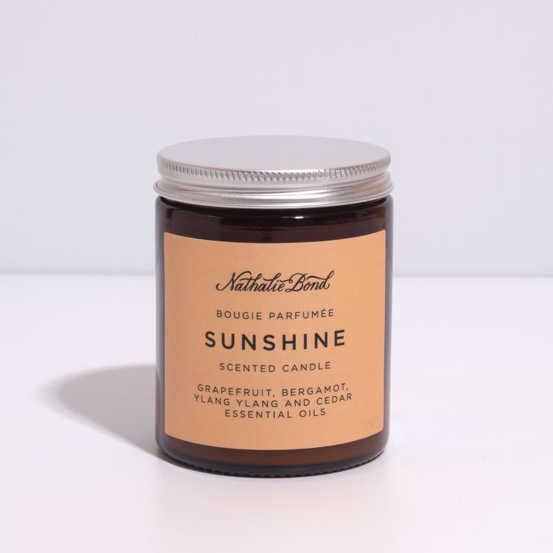 Sunshine Scented Candle 180ml