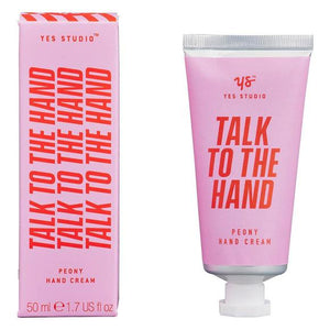 Hand Cream - Talk To The Hand