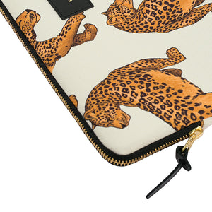 "Macbook pro 13"" Leopard Cover"