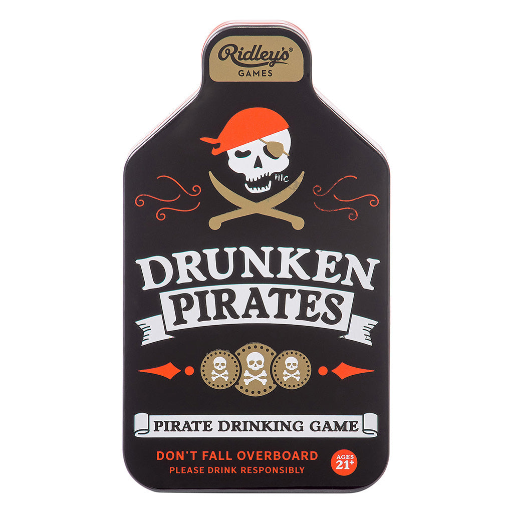 Drunken Pirates Game