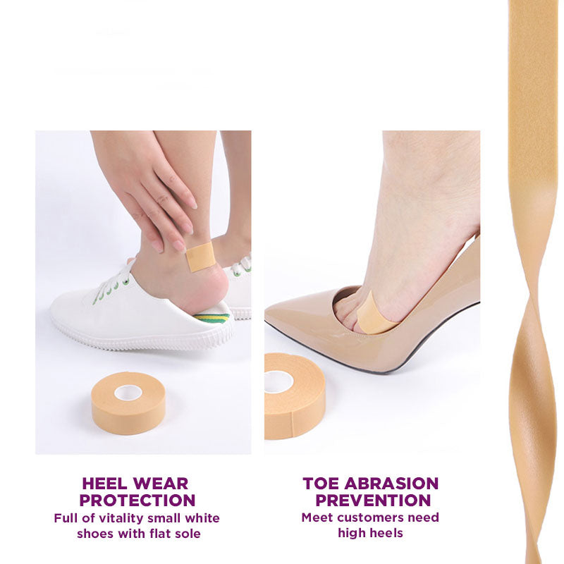 Invisible Anti-wear Feet
