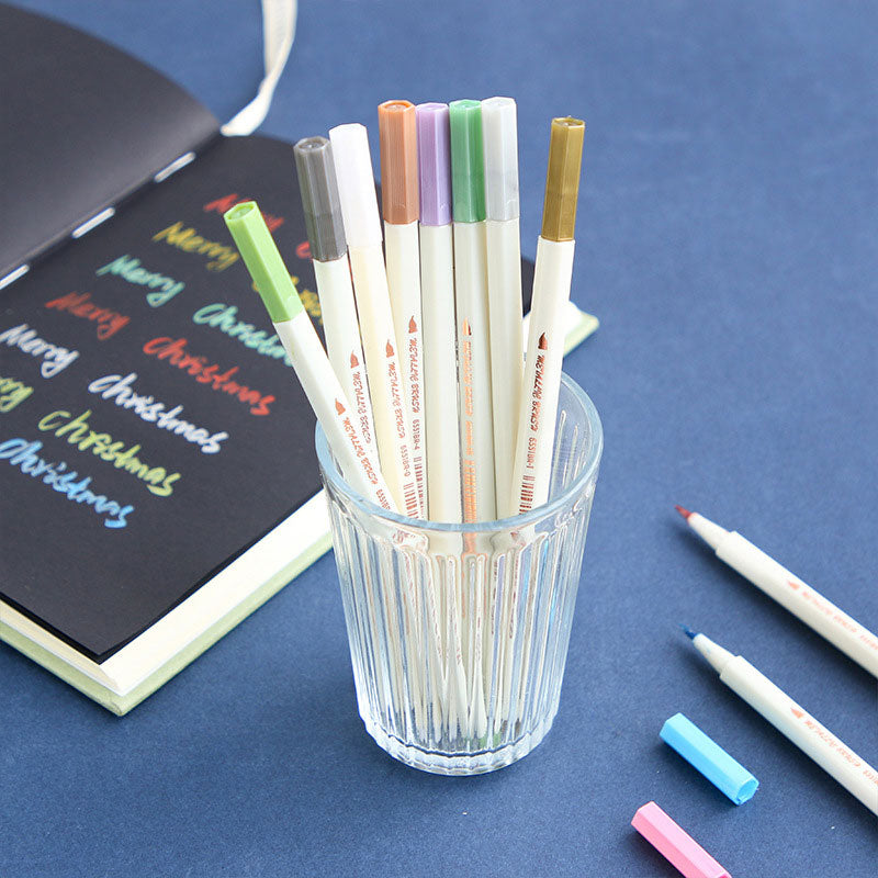 Metal Color Pen(2PCS)