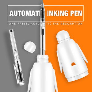 Automatic Inking Pen