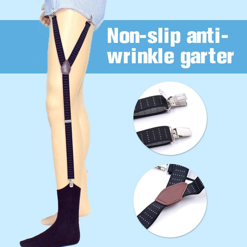 Non-slip Anti-wrinkle Garter(One Pair)