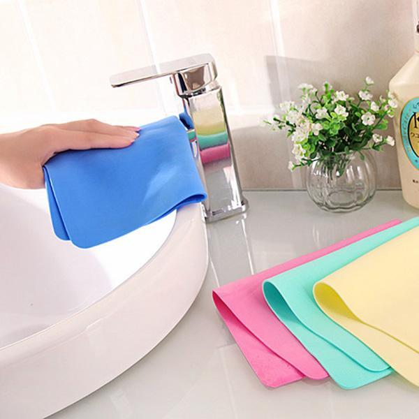 Multi-Purpose Shammy Cleaning Towel