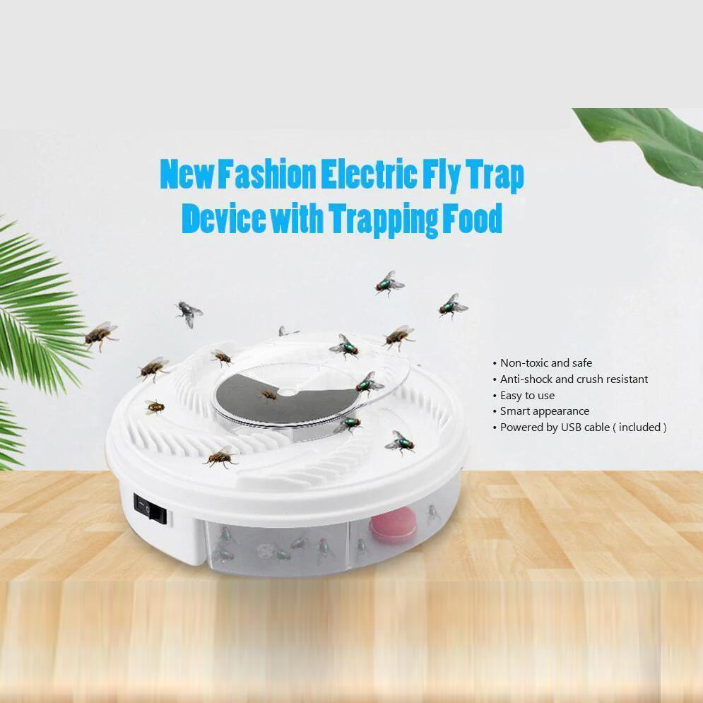 Electric Fly Trap Device
