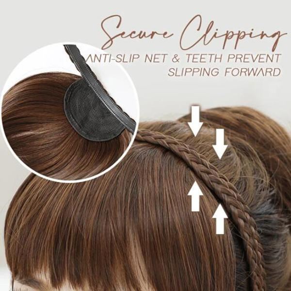 Secret Bang Braid Headband