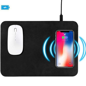 HIGH-SPEED Wireless Charging Mouse Pad