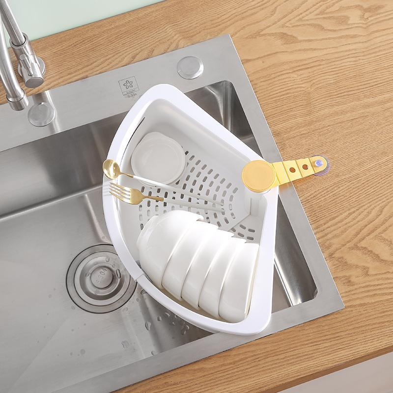 Rotary Telescopic Drain Basket