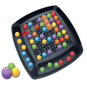 Rainbow Ball Elimination Game