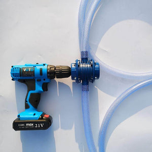Mini Self-priming Hand Drill Pump
