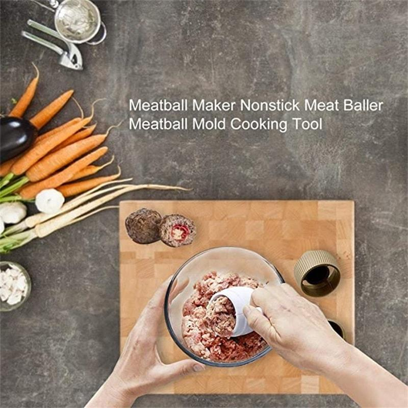 (Christmas promotion-50%OFF)DIY Meatball Mold(2PCS)