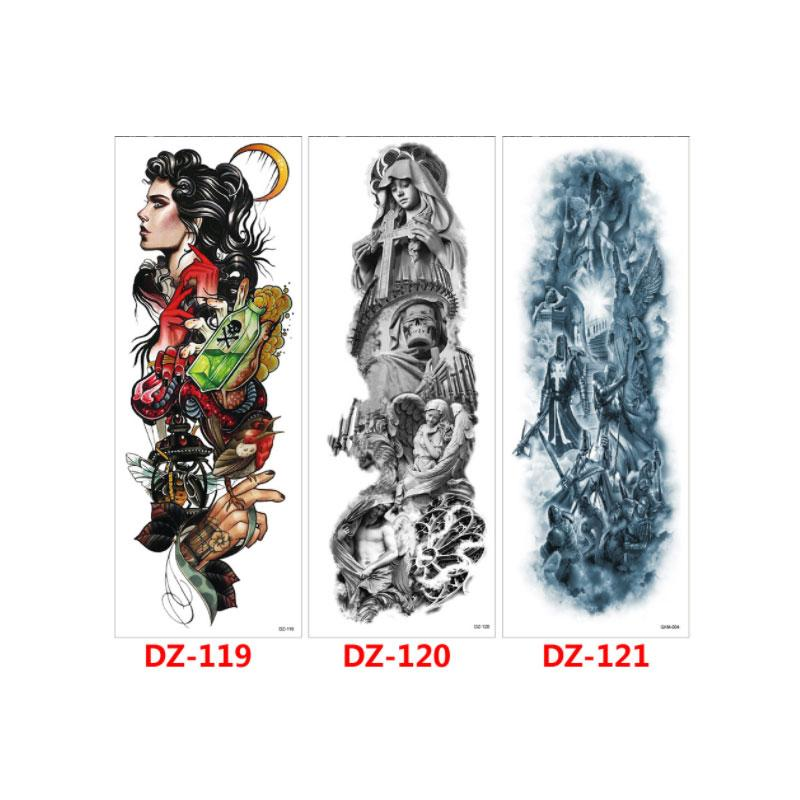 Tattoo Body Stickers For Man Women