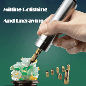Micro Electric Drill Grinding Rotary Tool Kit