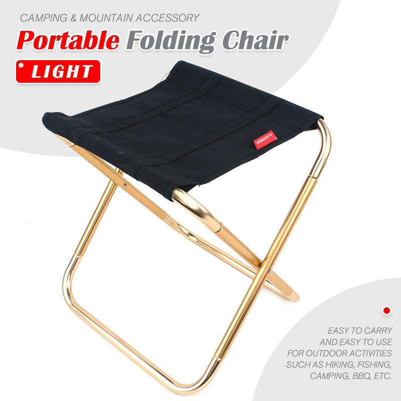 Portable Folding Chair(1 Set)