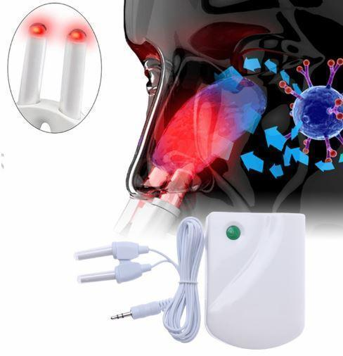 IR Rhinitis Therapy Device