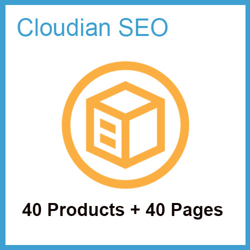 Product Listing SEO Scheme (40 Pages + 40 Products)