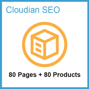 Product Listing SEO Scheme (80 Pages + 80 Products)