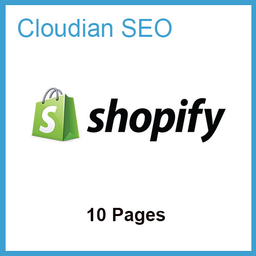Shopify SEO Scheme (10 Pages)