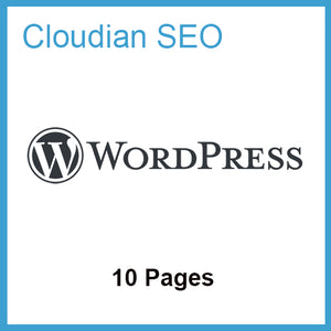Wordpress SEO Scheme (10 Pages)