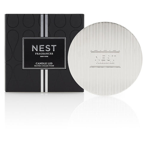 Nest silver Classic Candle Lid